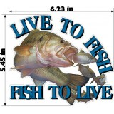 LIVE TO FISH