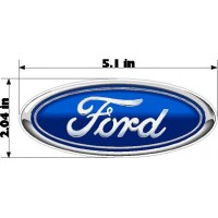 FORD EMBLEM DECAL