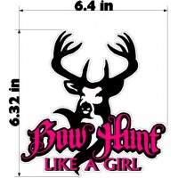 BOW HUNT LIKE A GIRL